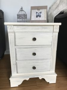 Completed Chalk Paint Tutorial