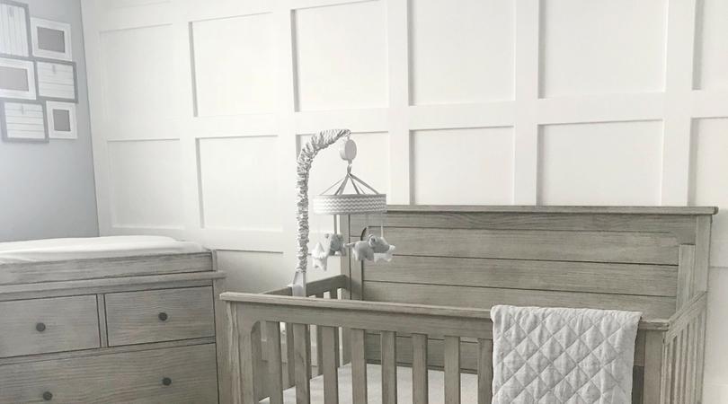 Basic Style Baby Boy Nursery