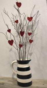 valentines DIY decor